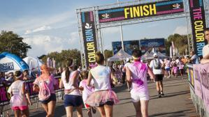 The Color Run - carrera