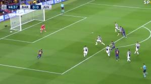 Barcelona vs. Juventus: Lionel Messi anotó golazo a Buffon [VIDEO]