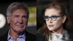 Harrison Ford habló por primera vez sobre affaire con Carrie Fisher