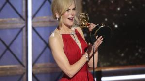 "Emmy 2017: Nicole Kidman gana su primer Emmy por ""Big Little Lies"""