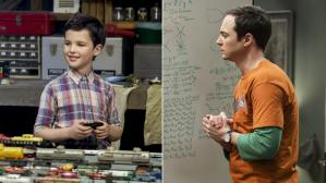 Young Sheldon y The Big Bang Theory