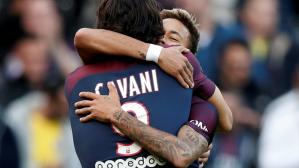 PSG vs. Bordeaux: gol de Cavani tras asistencia de Neymar [VIDEO]