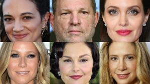 Harvey Weinstein: el historial de mujeres  acosadas por el productor de Hollywood