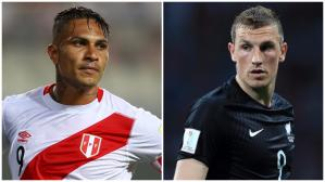 Paolo Guerrero vs. Chris Wood: los '9' del repechaje. (Video: El Comercio/Foto: AFP)