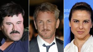 'El Chapo': Sean Penn califica de repugnante documental de Kate del Castillo