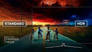 Stranger Things HDR Netflix