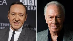 Kevin Spacey y Christopher Plummer