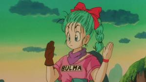 "Bulma de ""Dragon Ball"""