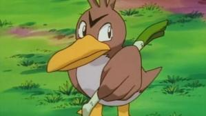Farfetch'd solo estará disponible por 48 horas en todo el mundo. (Foto: pokemon.com)