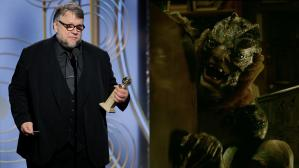 "Guillermo del Toro gana Globo De Oro como Mejor Director por ""The Shape Of Water"""