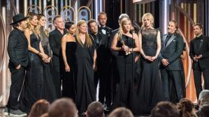 """Pretty Little Liars"" en los Globos de Oro 2018"