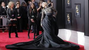 Lady Gaga en los Grammy Awards 2018