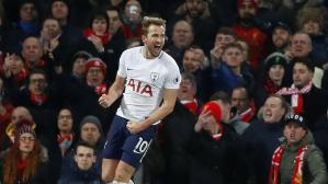 YouTube: Harry Kane anotó así su gol 100 en la Premier League. (Foto: AFP)