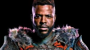 "Winston Duke en ""Black Panther"""