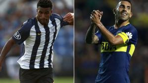 Alianza Lima vs. Boca Juniors