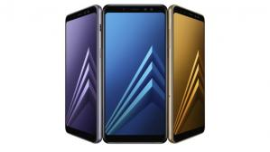 Samsung Galaxy A8 y A8 plus