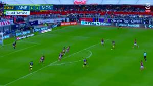 América vs. Morelia: espectacular gol de Mateus Uribe [VIDEO]