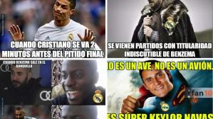 Facebook: los memes del Real Madrid vs. Betis