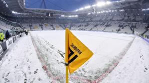 Facebook: Juventus vs. Atalanta suspendido por terrible nevada [FOTOS]. (Foto: AFP)