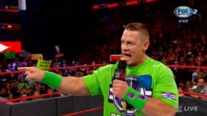 John Cena desafió a The Undertaker en WWE Raw