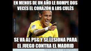 Facebook: los memes del Real Madrid vs. PSG en París