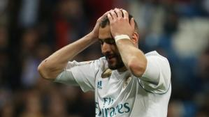 Real Madrid vs. PSG: la chance que desperdició Benzema