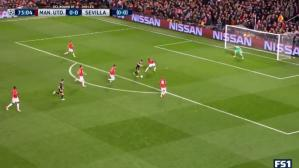 Manchester United vs. Sevilla: mira el golazo de Ben Yedder | VIDEO
