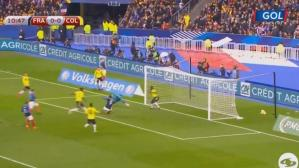 Colombia vs. Francia: el gol de Giroud tras blooper de David Ospina | VIDEO