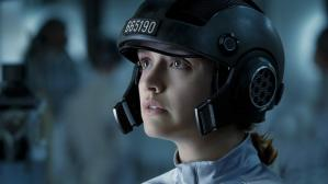 "Olivia Cooke en escena de ""Ready Player One"""