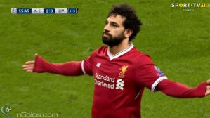 Manchester City vs. Liverpool: el golazo de Mohamed Salah en el Etihad | VIDEO