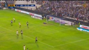 Alianza Lima vs. Universitario: el remate de Figuera que asustó a Butrón | VIDEO