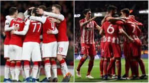 Arsenal y Atlético de Madrid protagonizarán 'final' anticipada de la Europa League