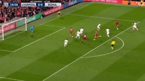 Liverpool vs. Roma: el golazo de Mohamed Salah | VIDEO