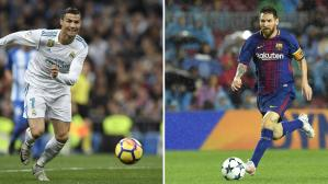 Barcelona vs. Real Madrid