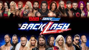 Backlash 2018: cartelera