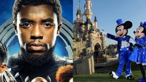 "Parques y ""Black Panther"" impulsan ganancias de Disney"