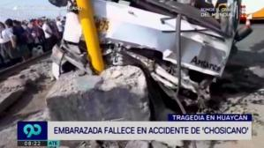 Carretera Central,Chosicanos,Accidente de tránsito,Ate,
