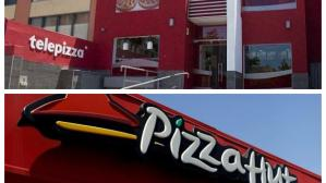 Pizza Hut y Telepizza