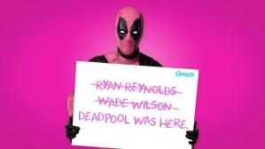 Deadpool rosa - Facebook