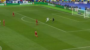 Real Madrid vs. Liverpool: error de Karius y  gol de Karim Benzema para el 1-0 | VIDEO