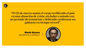 Martín Vizcarra, David Tuesta