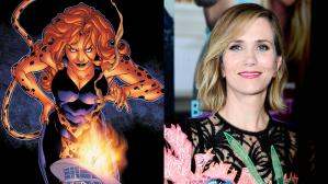 "Kristen Wiig como Cheetah en ""Wonder Woman 1984"""