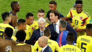 Pekerman y Colombia. (Foto: AFP)