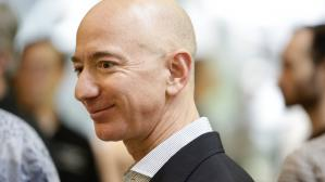 Jeff Bezos, fundador y jefe de Amazon. (Foto: AFP)