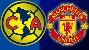 América vs. Manchester United