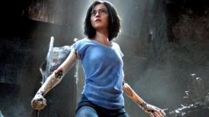 """Alita: Battle Angel""."