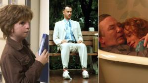 """Wonder"", ""Forest Gump"" y ""Big Fish"". (Fotos: Difusión)"