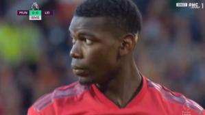 Manchester United vs. Leicester: Pogba anotó el primer gol de la Premier League 2018-2019 | VIDEO | EN VIVO