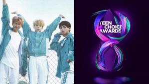 BTS compite en los Teen Choice Awards 2018. (Fotos: Internet)