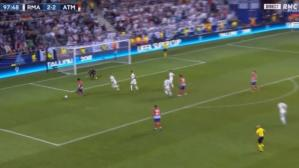 Real Madrid vs. Atlético: Saúl Ñíguez anotó gol fenomenal en tiempo extra | VIDEO